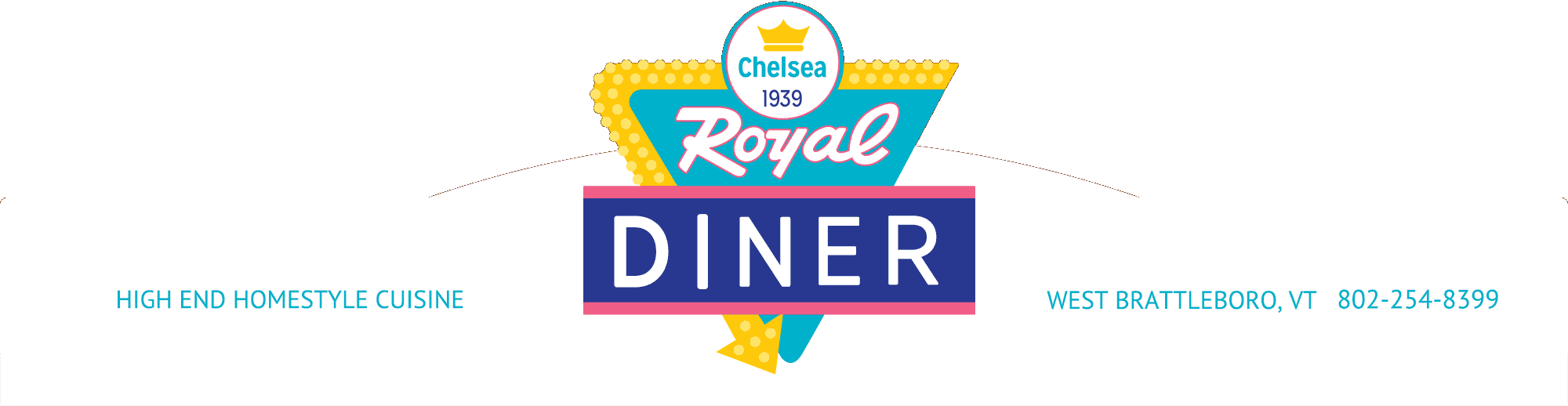 Chelsea Royal Diner - Homepage